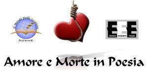 amore e morte in poesia logo
