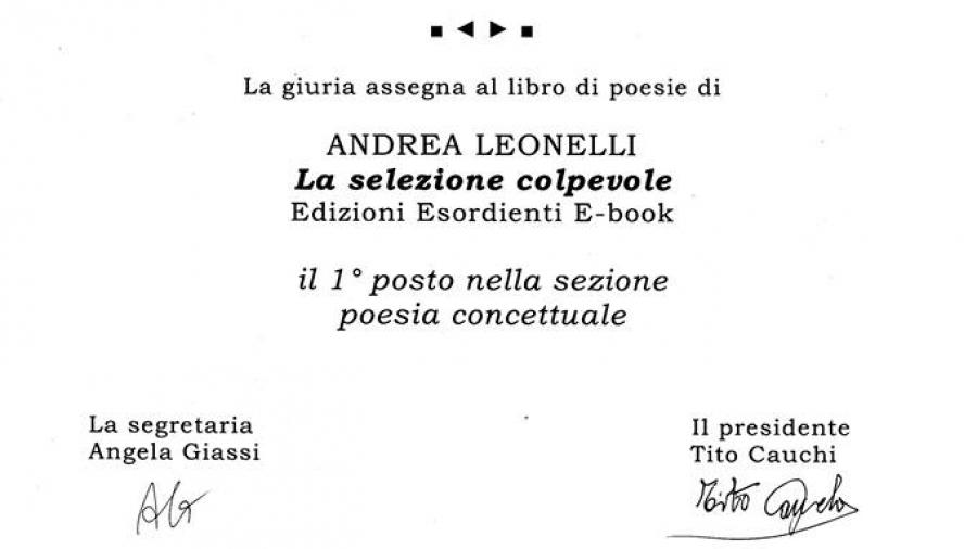 certificato polverini