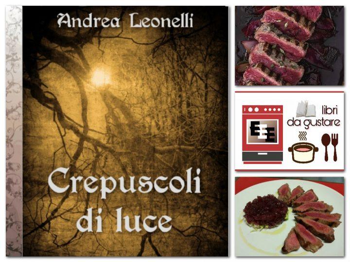 Andrea Leonelli e Il suo Libro da Gustare