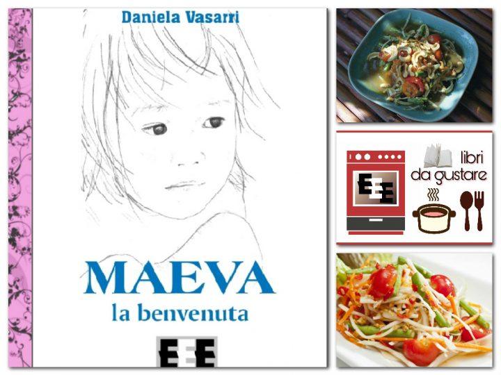 Daniela Vasarri e Il suo Libro da Gustare