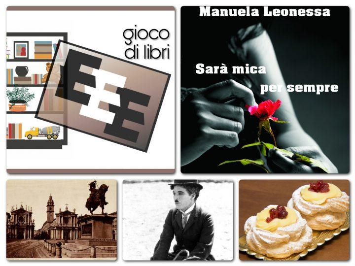 Manuela Leonessa e Il Gioco di Libri