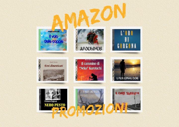 Le promozioni di giugno su amazon edizioni esordienti ebook for Promozioni amazon