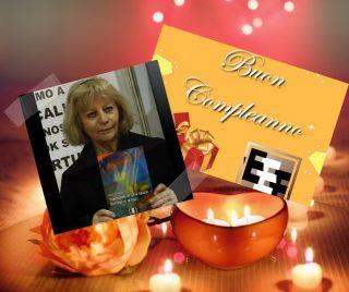 Buon compleanno Lidia Chiarelli