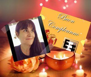 Buon compleanno Francesca Mereu