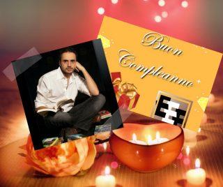 Buon compleanno Stefano Santarsiere