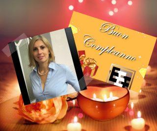 Buon compleanno Valeria De Cubellis