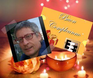 Buon compleanno Paolo Ferruccio Cuniberti