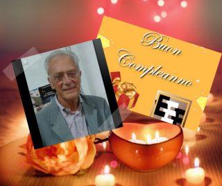 Buon compleanno Sergio Rustichelli
