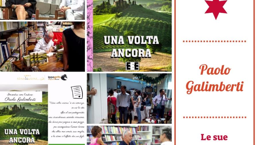 Le presentazioni di Paolo Galimberti