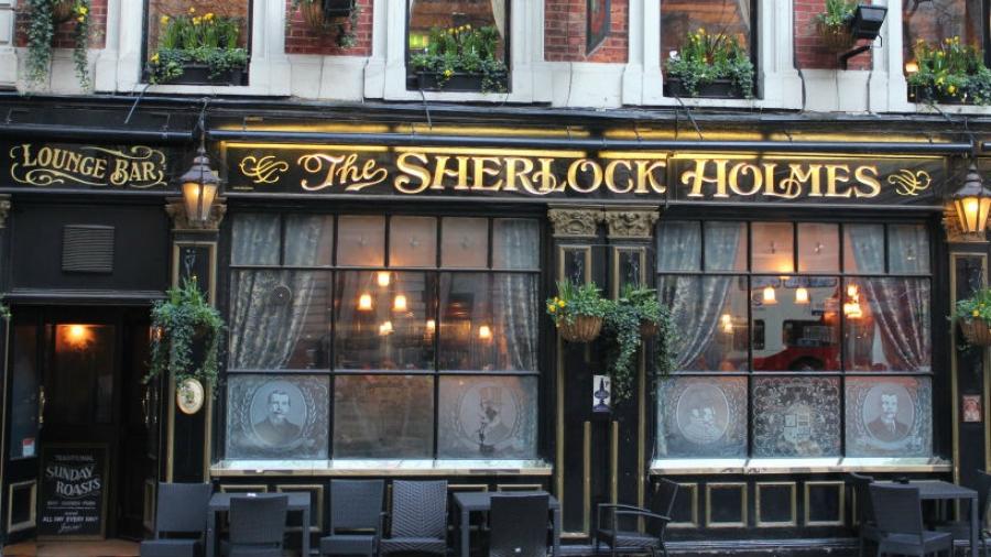 The-Sherlock-Holmes-Pub