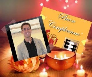 Buon compleanno Filippo Semplici
