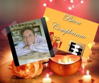Buon compleanno Giorgio Bianco