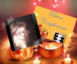 Buon compleanno Lidia Del Gaudio