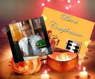 Buon compleanno Claudio Danzero