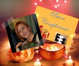 Buon compleanno Lorena Marcelli