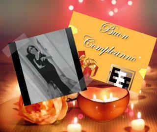 Buon compleanno Margherita Terrosi