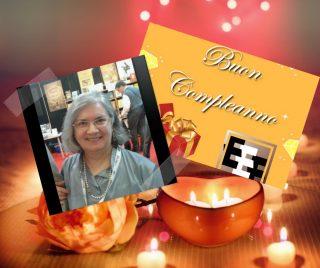 Buon compleanno Piera Rossotti