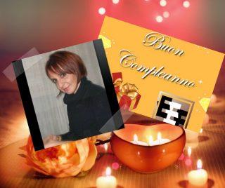 Buon compleanno Raffaella Nassisi