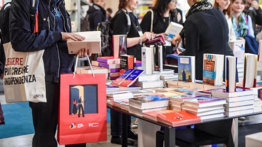 Ultimo giorno della fiera Tempo di Libri a Milano