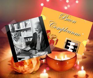 Buon compleanno Andrea Ravel