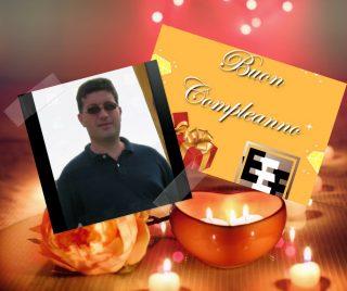 Buon compleanno Paolo Fiorino