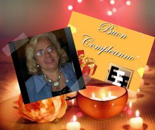 Buon compleanno Claudia Lo Blundo