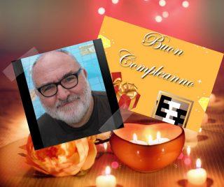 Buon compleanno Salvatore Buccellato