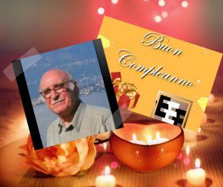 Buon compleanno Vincenzo Mazzà