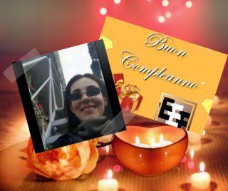 Buon compleanno Eugenia Guerrieri