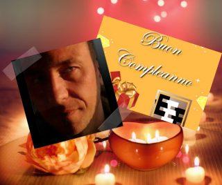 Buon compleanno Andrea Benigni