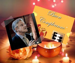 Buon compleanno Franco Pulcini