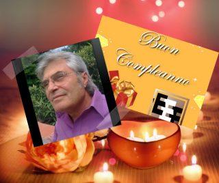 Buon compleanno Gianni Bosco