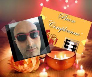 Buon compleanno Giancarlo Cobino