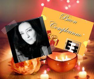 Buon compleanno Gigliola Biagini
