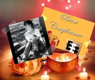 Buon compleanno Cinzia Morea