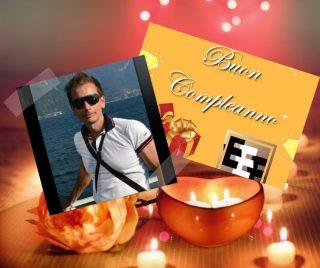 Buon compleanno Luca Ranieri