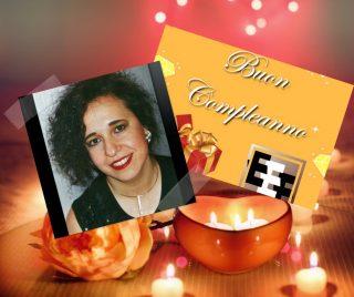 Buon compleanno Maria Scarlata