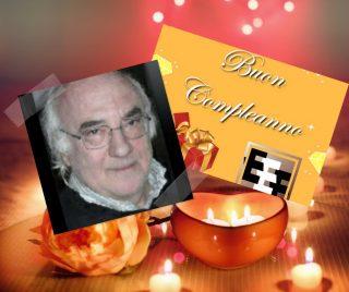 Buon compleanno Roberto Menaguale