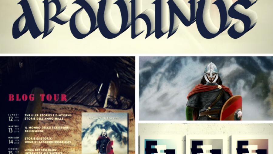 blog tour Arduhinus