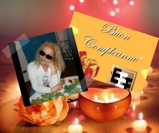 Buon compleanno Maria Luisa Mazzarini