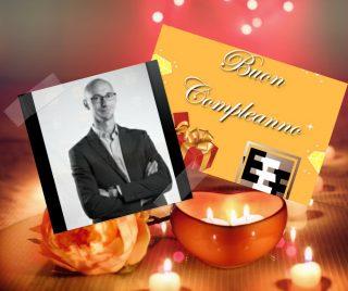 Buon compleanno Stefano Pavesio