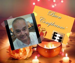 Buon compleanno Claudio Oliva