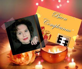 Buon compleanno Luisa Ferretti