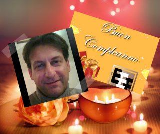 Buon compleanno Valerio Sericano