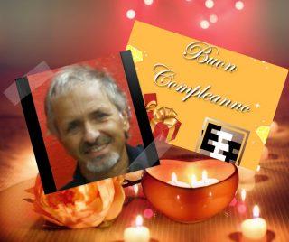 Buon compleanno Gianni Vigilante