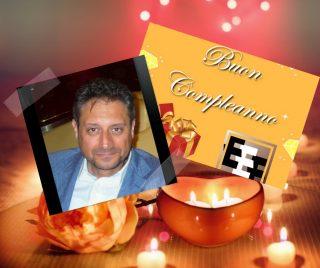 Buon compleanno Nino Raffa