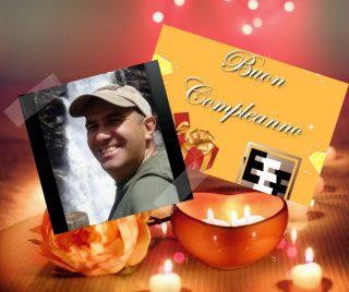 Buon compleanno Giancarlo Ibba
