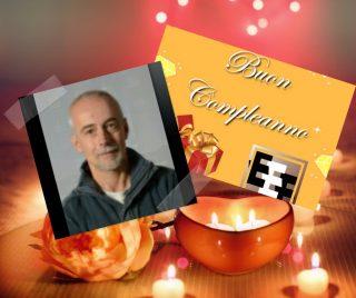 Buon compleanno Paolo Galimberti
