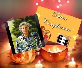 Buon compleanno Bruna Nizzola