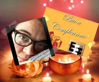 Buon compleanno Elena Grilli